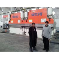 Quality CNC Tandem Press Brake Machine 320 Ton 6 M Two Press Cnc Bending Machine for sale