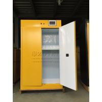 Quality Flame Proof Hazmat Storage Cabinets Single Door For Cylinder / Paint / Chemical for sale