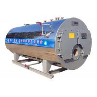 Quality Smoke Tubes Drum Type Fuel Gas Oil Fired Firetube Steam Boiler for Medicine factory for sale