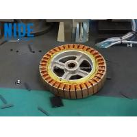 Quality Armature Automatic Motor Winding Machine For Balance Car Wheel Hub Motor / Stator for sale