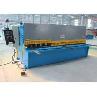 Buy cheap 6m PPGI Galvanized Steel Plate Sheet Cutting Bending Shearing Machine from wholesalers