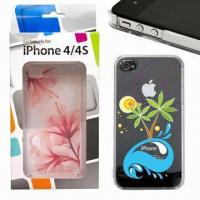 Quality Custom Shells for iPhone 4/4S, with Neutral Retail Packaging for sale
