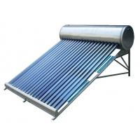 Quality low cost & low pressure solar water heater for sale