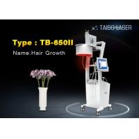Buy Cold Laser Therapy 650nm Diode Laser Hair Growth Machine Touch Screen for Hair Loss Therapy at wholesale prices