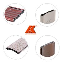 Quality Anti - Theft Aluminum Extrusion Profiles For Wardhouse Material for sale