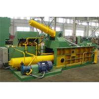Quality Horizontal Push - Out Hydraulic Drive Baling Press With Mobile Hopper for sale