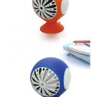Quality Top Sale Bluetooth Mini Speaker, Silicon Mushroom Portable Mini Speaker With USB Charger for sale