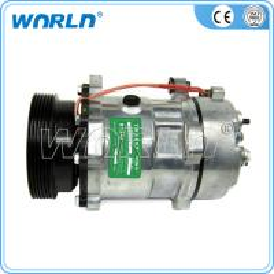 China 12V 6PK Auto ac Compressor 5H14 For VW Bora truck R134a on sale