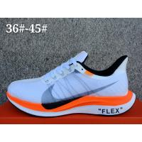 Unisex Off White Nike Flex Runner CLR2752 Nike Sneakers discount Nike shoes www.apollo-mall.com free shipping for sale