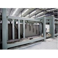 Quality Full Automatic AAC Block Cutting Machine Decorative Concrete Block Severing for sale