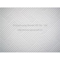 Quality PVC laminated gypsum ceiling for sale