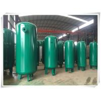 Buy Industrial Screw Type Compressed Air Storage Tank , 200 Gallon Air Compressor Tank at wholesale prices