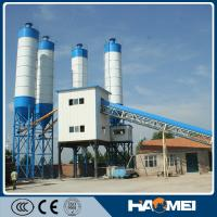 China CE certification! Best Quality Low Price Maintenance Of HZS120 stationary concrete mixing plants on sale