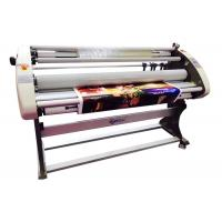 Buy cheap Fully Automatic Cold Laminating Machine With Multi Function For Linerless Film , Liner Film With Back Cutting Function from wholesalers