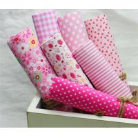 Buy Shoes Lining  Printed Cotton Canvas / Woven Cotton Fabric 60 X 60 at wholesale prices