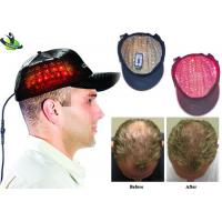 Quality Portable 276 Diodes Laser Hair Growth Cap For Hair Loss Laser Therapy 20-25 Minute for sale