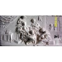 Buy cheap Carved Relief Sculpture / Marble Stone Relief , Stone Relief Carving from wholesalers