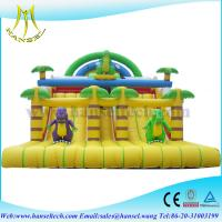Quality Hansel used jumping castle for sale,bouncy castles for sale,inflatable water toy for sale