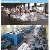 China Plastic Films Recycling Extruder Machine, Waste Plastic Granules Making Machine on sale