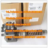 Buy 100% original BOSCH unit pump 0414750004 , 0 414 750 004 , DEUTZ 02112706 , genuine and new VOE0414750004 at wholesale prices