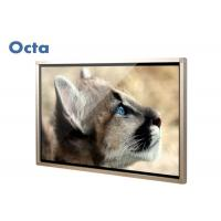 Quality Indoor Wall Mounted Digital Display Signage With High Resolution 1080P for sale