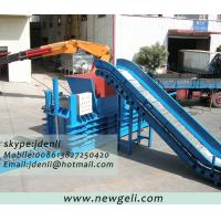 Quality carboard baling machine,paper baler equipment,waste paper compressing machine for sale
