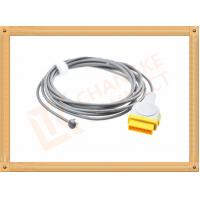 Quality GE 11 Pin Medical Temperature Sensor Probe Adapter Cable PVC Insulation for sale
