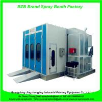 Quality Spray Bake Paint Booth for sale