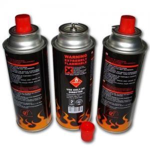 Quality Butane gas refills can butane gas for sale