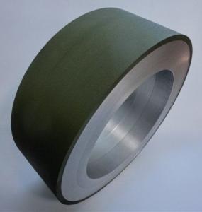 Quality resin vitrified Centerless diamond grinding wheel for sale