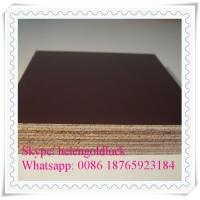 Quality High Quality Film Faced Plywood with Cheap Price for Building for sale