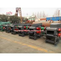 Large Electric Drum Chipper Machine Industrial Tree Chipper CE Certification for sale