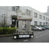 China 8m Self Propelled Hydraulic Aluminum Work Platform 400kg Loading For Two Men on sale