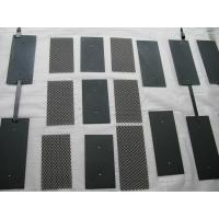 Quality Titanium anodes for Food industry sterilizing for sale