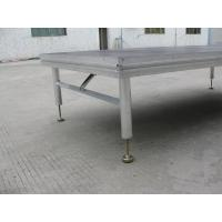 Quality Portable Folding Stage For Outdoor Event 1000mm X 2000mm Aluminum Stage Platforms for sale