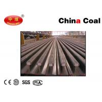 U71Mn 50kg Heavy Rails Fabricated Steel Products GB2585-2007 Standard Heavy Rail for sale