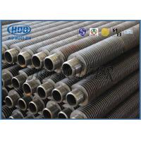 Quality High Efficient Boiler Fin Tube , Carbon Steel Heat Exchanger Tubes Compact Structure for sale