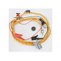 Quality CAT Engine Wiring Harness / Caterpillar Engine Parts C6.4 With PVC Nylon Line for sale