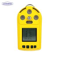 China OC-904 Portable Chlorine Cl2 gas detector with rechargeable battery for sale