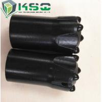 Buy ISO apporoved For Rock / Mining 7/11/12 Degree Tungsten Carbide Tapered Button at wholesale prices