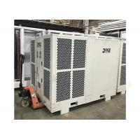 China Double Deck Tents Ducted Trailer Air Conditioner Temperature Controller 21.25kw for sale
