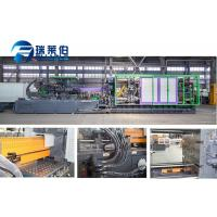 Buy Toggle Type Cap Injection Molding Machine 100 G / S Rate Easy Operation at wholesale prices