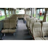 Quality Small Turning Radius Vip Airport Shuttle Airport Transfer Coach 10*2.7m*3m for sale