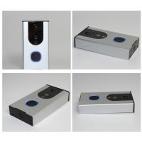 Quality smart home video door phone video wireless security camera doorbell with chime for sale