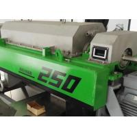 Quality Automatic Control Horizontal High Speed Waste Palm Oil Sludge Centrifuge for sale