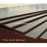 China Waterproof Shuttering Film Faced Plywood / Film Faced Waterproof Shuttering Plywood on sale