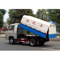 Buy Close type garbage dump truck for sales at wholesale prices