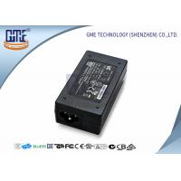 Buy Network Over Power Adapter 24V 1A , Desktop D Link POE Adapter at wholesale prices