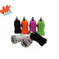 Quality IPad, iPad2, Iphone3G Micro Usb Car Chargers 5V 700MA / 1A With Various Color Available for sale