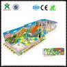 Indoor Kids Playground Kids indoor Playground for Sale QX-105A for sale